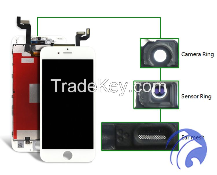 100% Tested LCD Screen Display Digitizer Assembly Replacement for Iphone 6S High Quality OEM