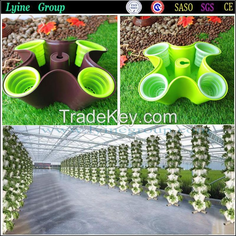 wholesale green house grow tent indoor complete kit hydroponic system flower pot
