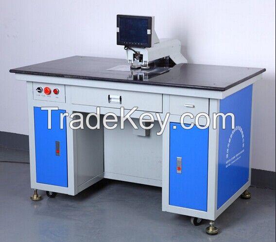 NH015 Automatic guide hole punching machine