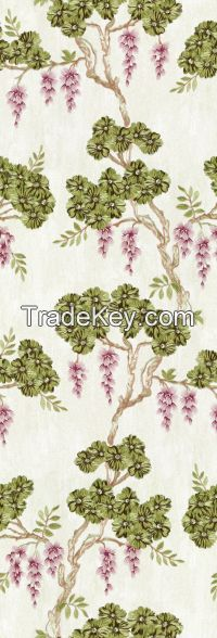 2017national nice seamless wall fabric wall coivering textile wallpaper