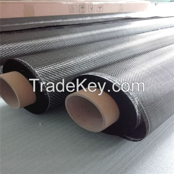 Chinese Supplier 3K high quality carbon fiber fabric
