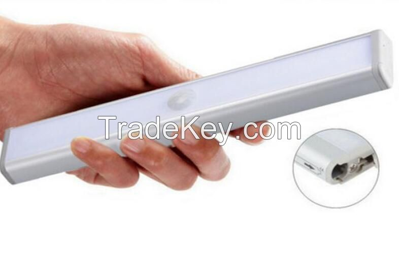 PIR Wireless 10 LED Motion Sensor Light, LED sensor lighting, wardrobe sensor lighting, move sensor lighting