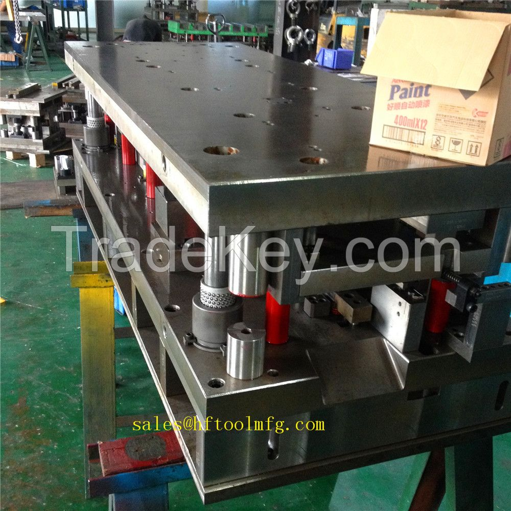 car sheet metal stamping forming dies cut supplier in China