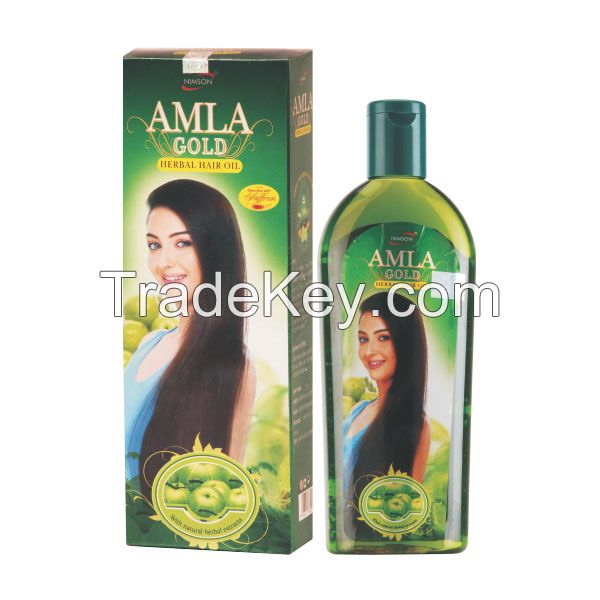 Amla Gold Herbal Oil