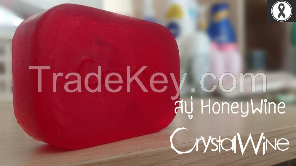 HoneyWine Glycerin Soap