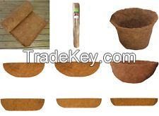 Coir Pots and Basket Liners