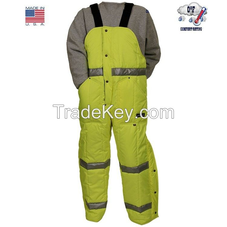 ExtremeGard High Visibility High Bib Trouser