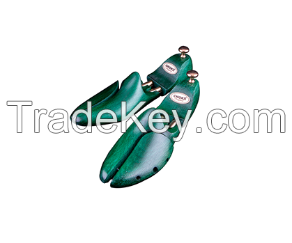 Shoe trees (wooden and plastic)