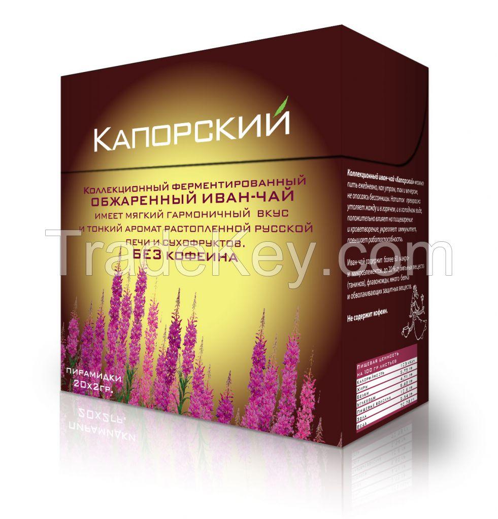 The Russian herbal Tea Mild