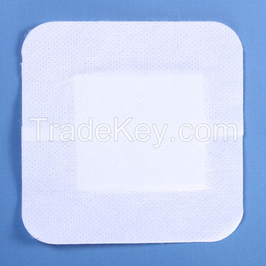 Adhesive Wound Dressing Sterile Wound Sponge