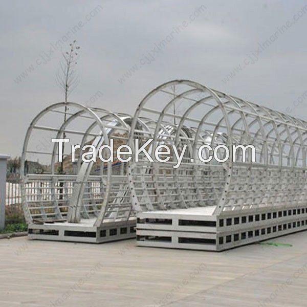 Stainless Steel/Steel/Aluminium Ship/Marine Accommodation Ladder