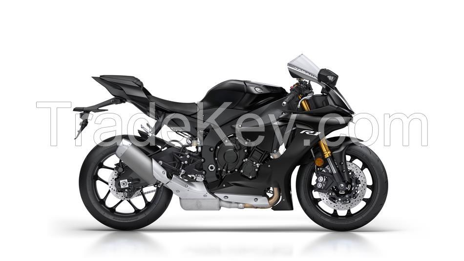 Yamaha R1 and R6