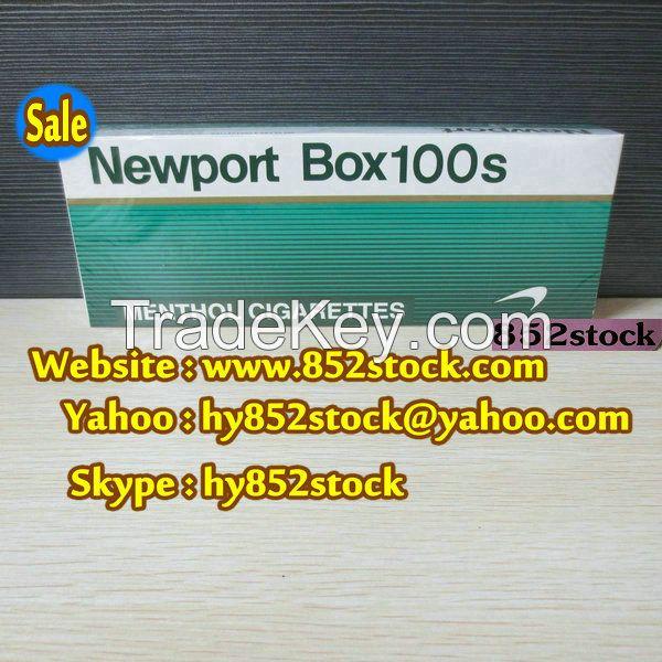 Nwe Port Box 100s Menthol Cigarettes