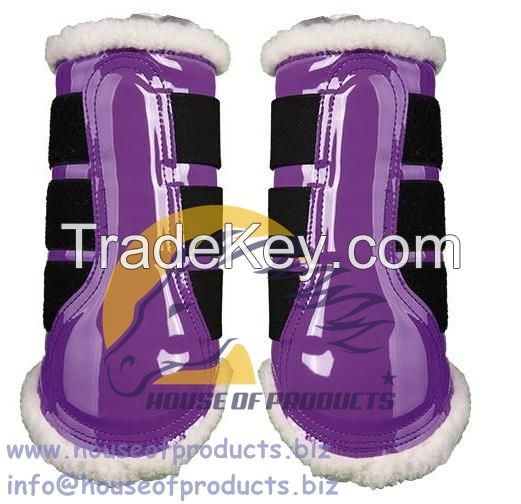 Comfort Horse Brushing Boots Horse Boots