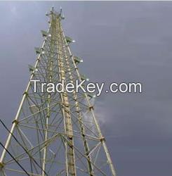 3 angual SST  tower 30 meters