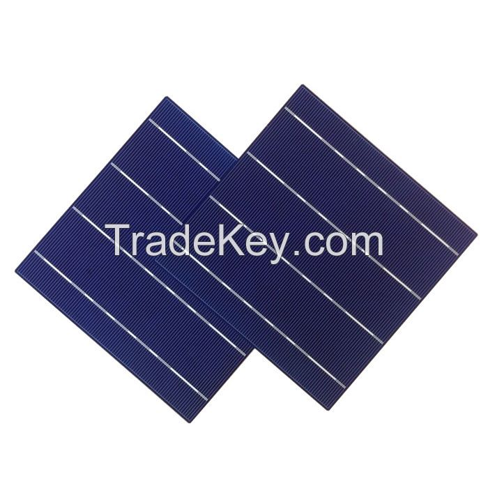 polycrystalline solar cells 156*156mm high efficiency A grade