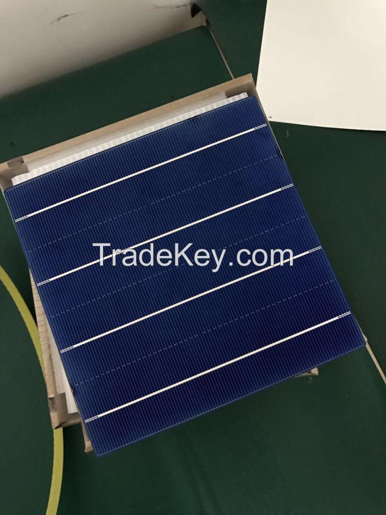 poly A grade solar cell 4BB cheap cells