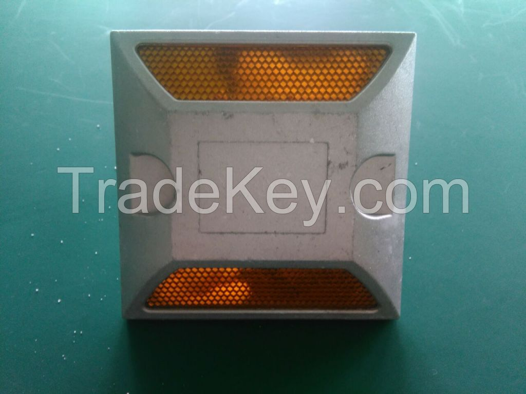 Reflective Road Studs | Traffic Safety Facilities Durable One Way Road Spike Tyre Killer