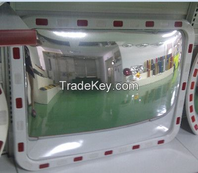 stainless steel road safety convex mirrors|PC road convex mirrors|acrylic road convex mirrors