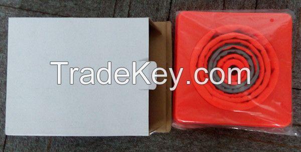 Pop up Flexible Control PP Folding Road Traffic Cone PVC Cone