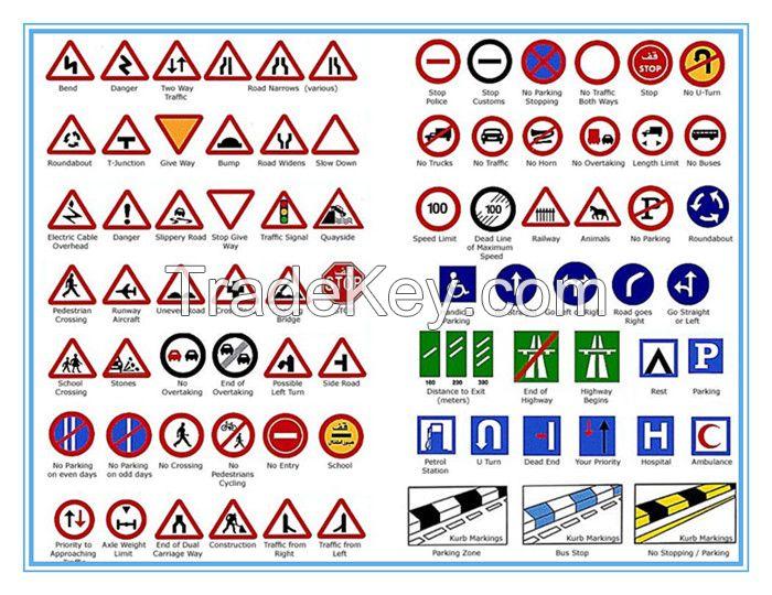 indoor signs, indoor signals