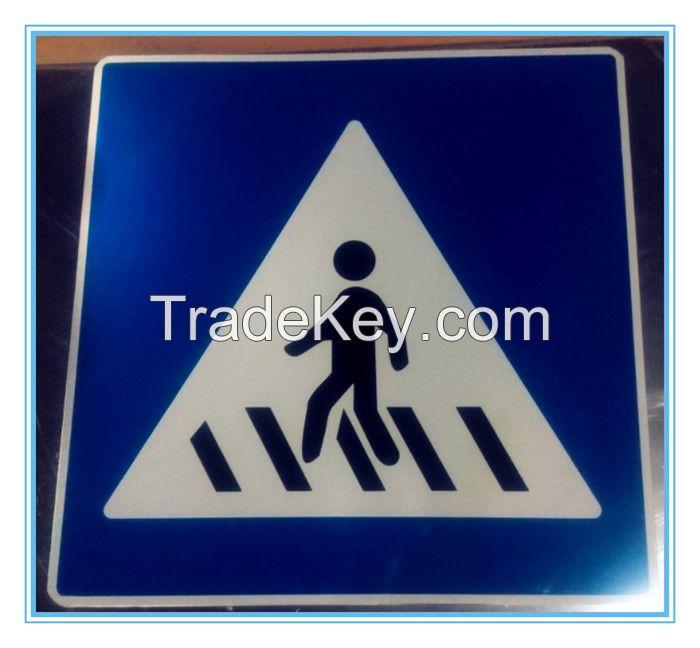 Reflective Road Traffic Sign / Custom Traffic Signs