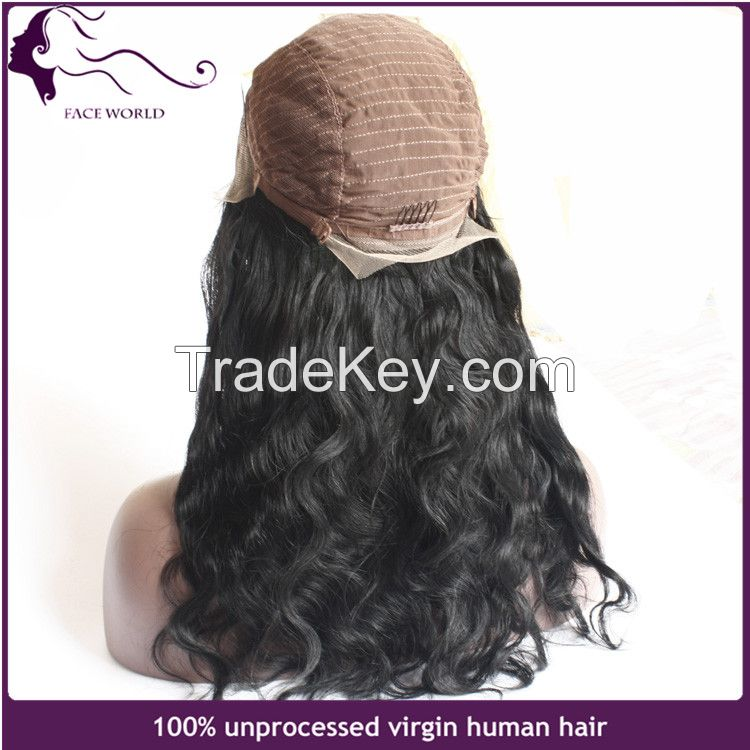 Faceworld hair wholesale human hair lace frontal wig