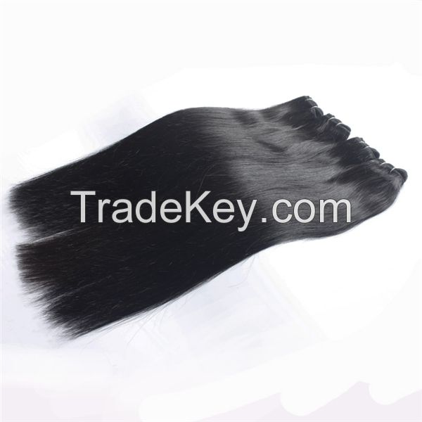 Qingdao Faceworldhair wholesale indian human hair bundles