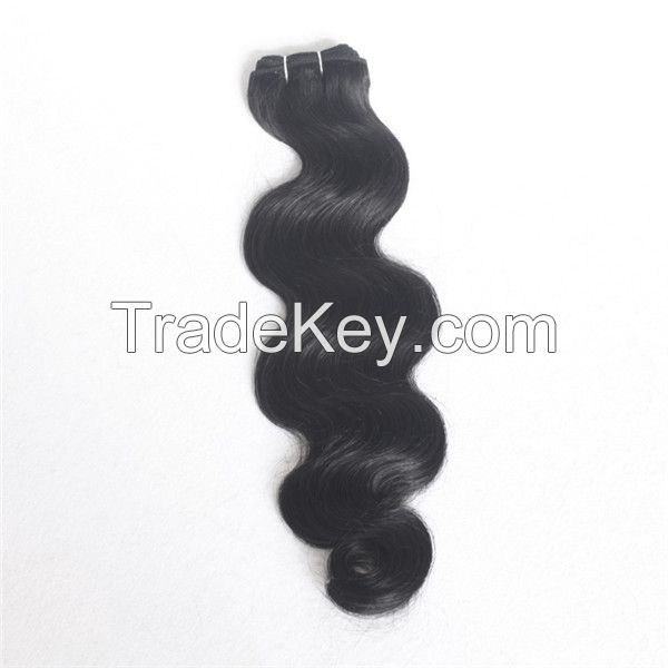Qingdao Faceworldhair wholesale brazilian human hair weft