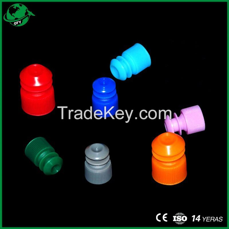 Plastic Test Tube Stoppers
