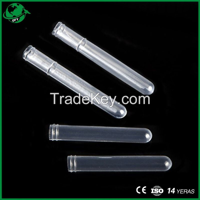 Soft Plastic Test Tube