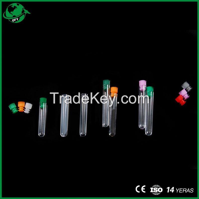 Soft Plastic Urinary Sediment Test Tube
