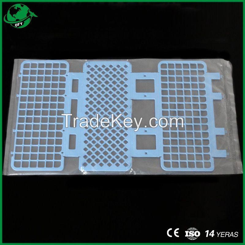 Lab Plastic Flod Test Tube Rack Detachable