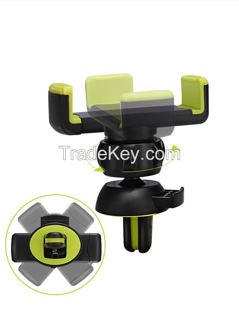 360 Degree Rotation Mini creative  mobile phone bracket
