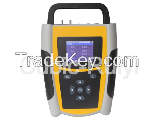 Handheld Infrared Biogas Analyzer Gasboard-3200 plus