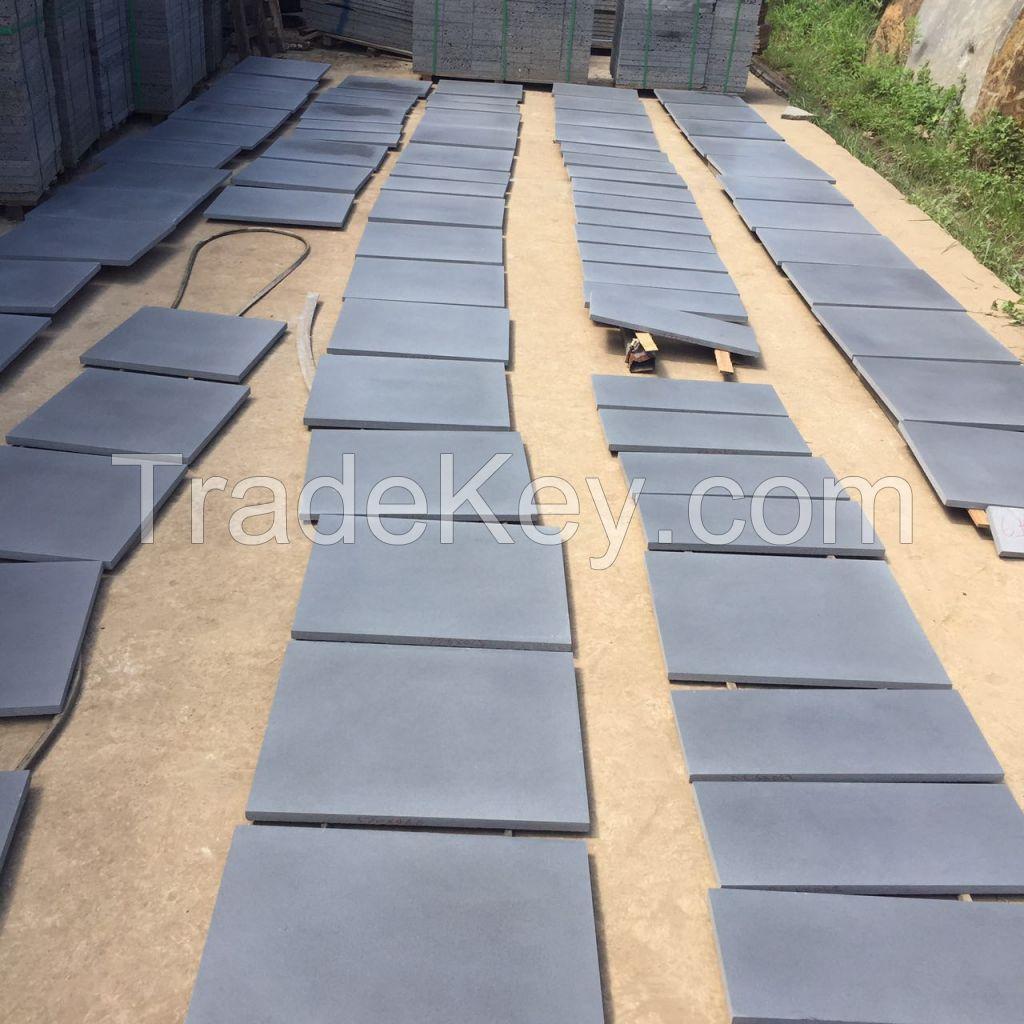 Hainan grey honed tile
