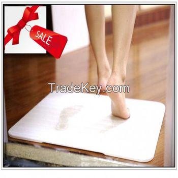 Anti-bacteria Anti Slip Bathroom Floor Bath Mat