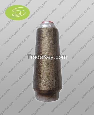 metallic yarn/ lurex yarn /