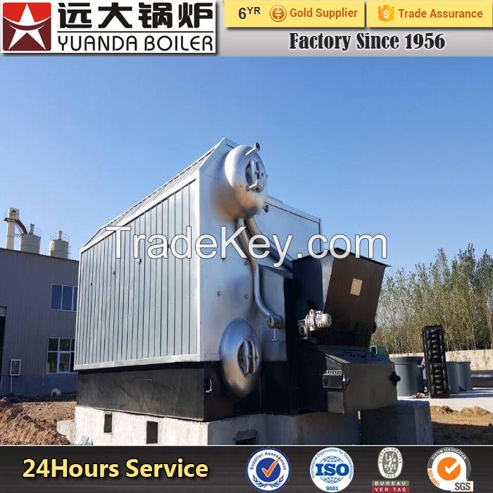 SZL2-1.25-AII 2ton/h water tube coal fired steam boiler