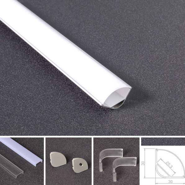 Aluminum LED Profile 3030-1