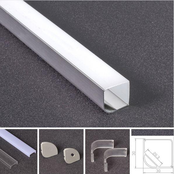 Aluminum LED Profile 3030-2