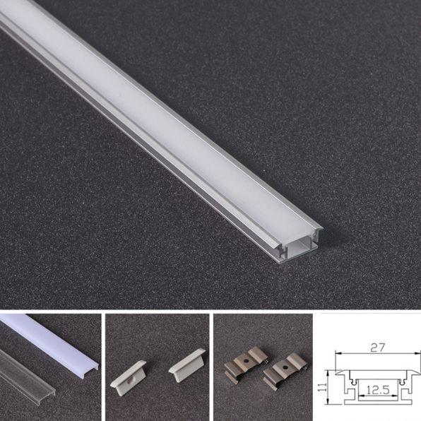 Aluminum LED Profile 2711