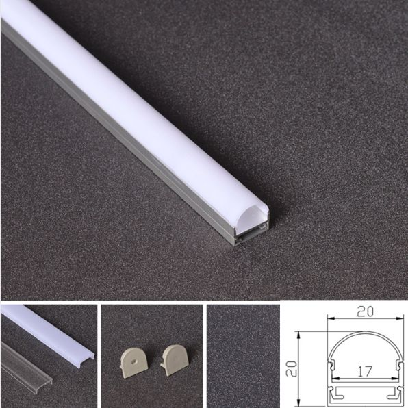 Aluminum LED Profile 2020-1