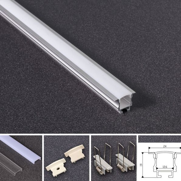 Aluminum LED Profile 2419-1