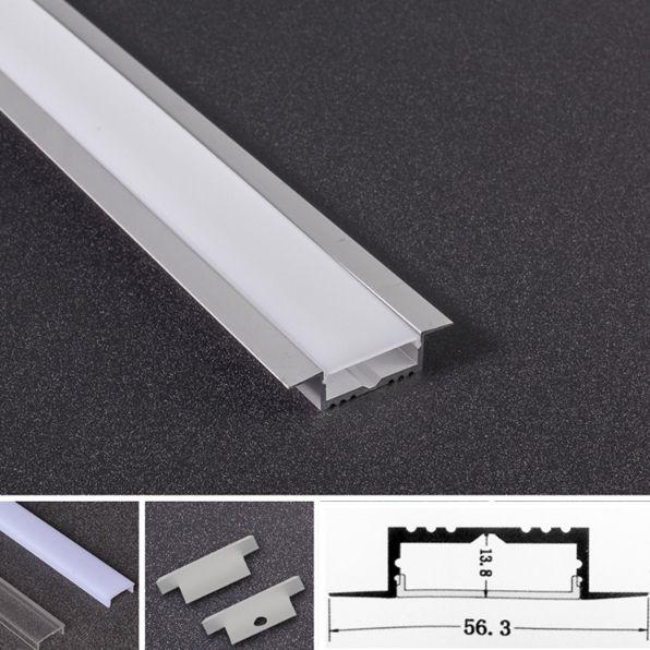 Aluminum LED Profile 5614