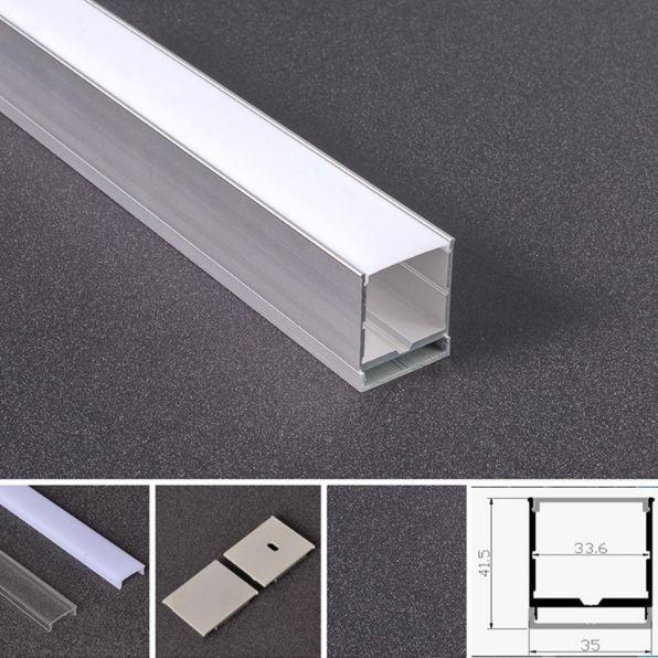 Aluminum LED Profile 3541