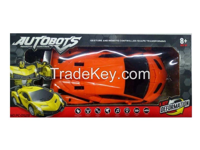 1:12  Remote Control Autobots A key to Transform RC robot car