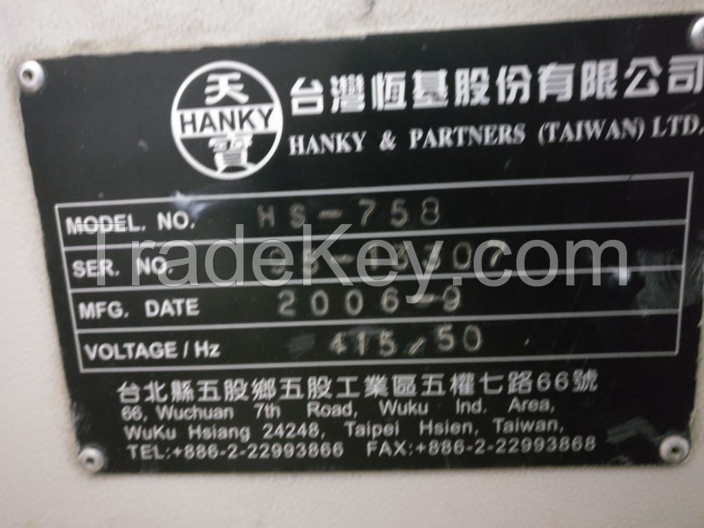 CD / DVD 2005 Hanky 420 p Printer with accessories