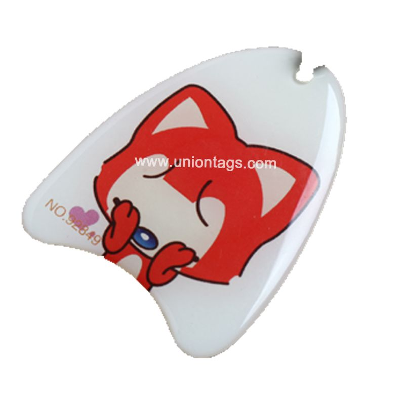 TK4100 EM4100 nfc Crystal Epoxy Card RFID epoxy tag