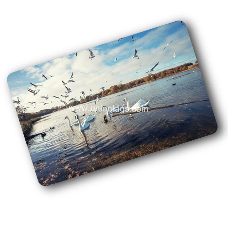 LF 125KHz EM4305 Quality Rfid Key Card For Hotel Access Control